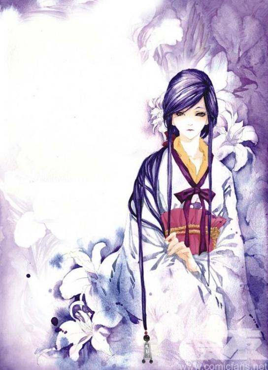 【人物】手绘帅哥美女
