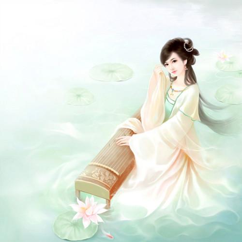 冰菊物语古筝版 演奏:周桃桃