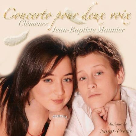 法国天籁童声 Concerto pour deux voix