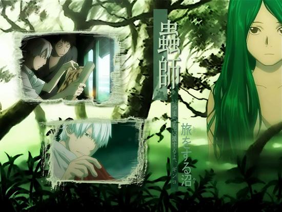 虫师OST《旅をする沼 旅行的沼泽》艺术家:增田俊郎