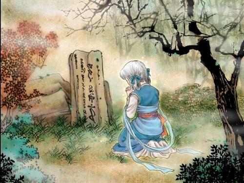 昔影《轩辕剑-天之痕》