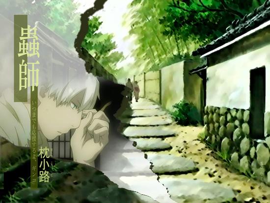 虫师OST《枕小路》艺术家:增田俊郎