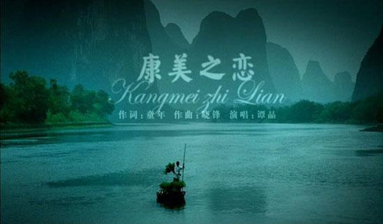 中国风绝美爱恋《康美之恋》琵琶版