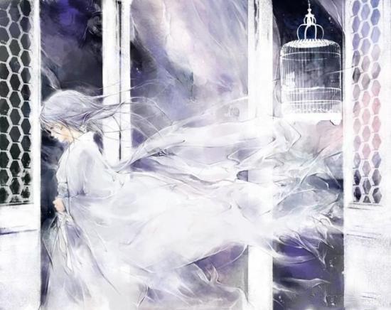 一场消黯,何处是潇湘 作者:剑魂