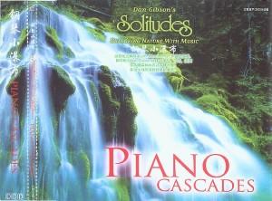 【专辑推荐】 大自然的美妙音符 Dan Gibson《钢琴小瀑布Piano Cascades》