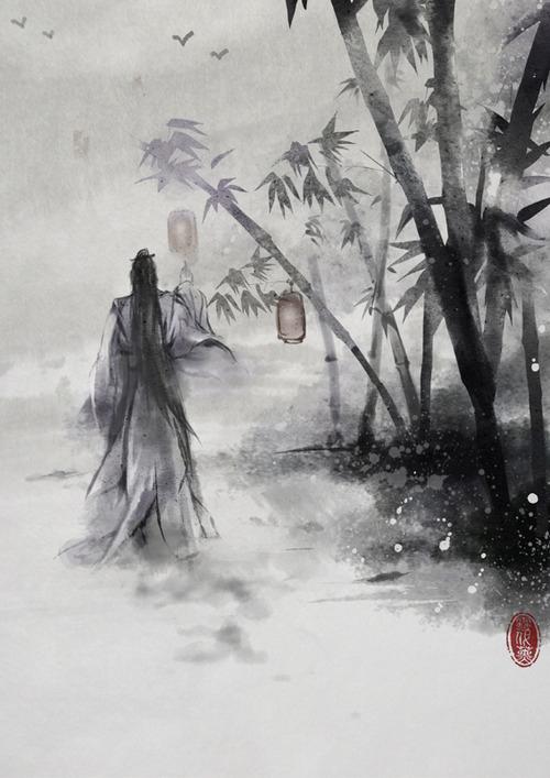 【网络美文】渡我一生执念,为情划地为牢 作者:诺雪桐雨