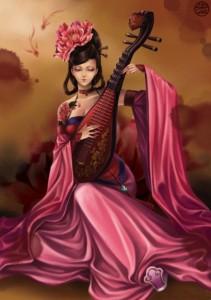 【古典民乐】动脉音乐 霹雳英雄配乐《琵琶怨 》