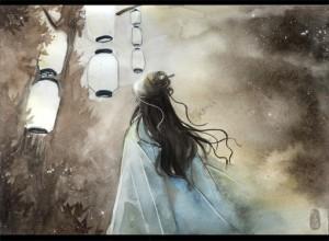 【古风】草原の彼方 艺术家:上妻宏光
