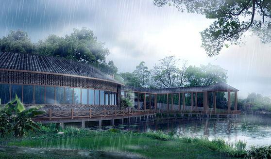 【中国风】雨的韵味 聆听雨点的节奏