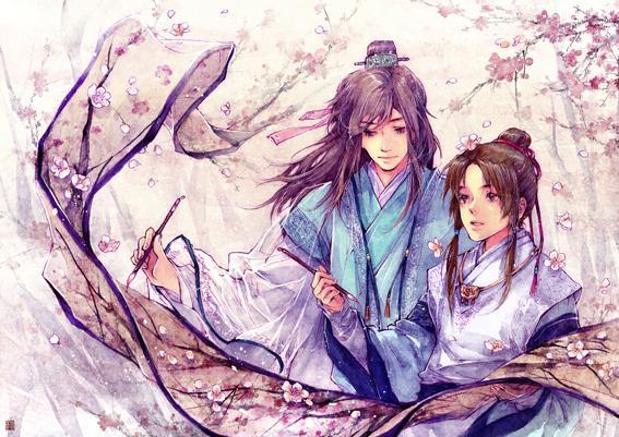 【古风琵琶】《花間辭》-记剑网三
