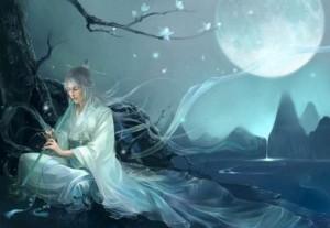 【钢琴与箫的故事】月色思念 艺术家:赵海洋