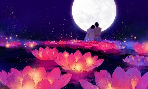《霹雳英雄》配乐 欹月寒抒情曲《倚月聆心》