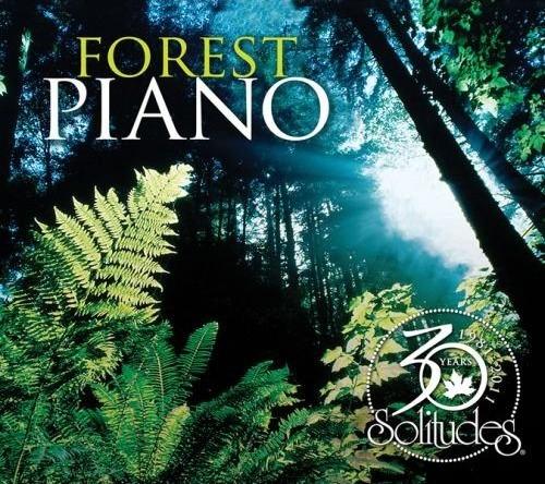 【专辑推荐】自然治愈音乐专辑系列之《30th Forest Piano》