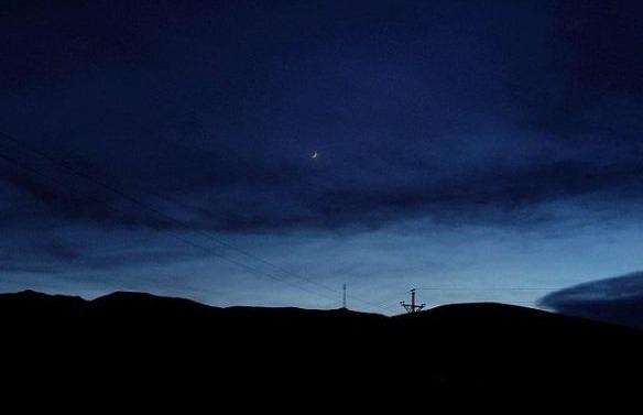 【网络美文 】漆黑的夜空,寂静的夜晚 作者:败夜