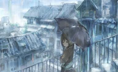 【网络美文】六月,雨如花般飘零 文/紫玥落殇