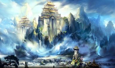 【唯美古风】动漫游戏配乐《天穹》艺术家:三界