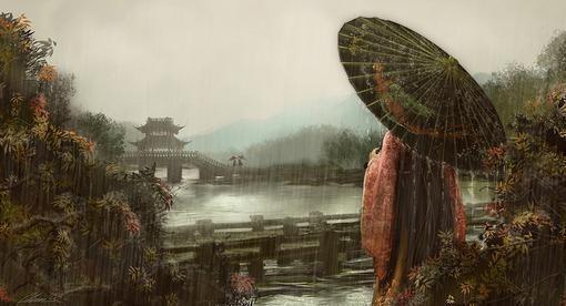 【古风歌曲】中国风 刘珂矣 – 《芙蓉雨》