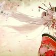 【古典民乐】琵琶《待我长发及腰》演奏:东北陷饺子