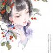 【中国风】古风纯音《烟影如画》竹笛版 演奏:朱天舒