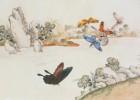【古风纯音】中国风《王崴 – 蝴蝶谷》