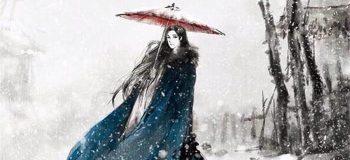 【网络美文】雪舞红尘时,等君踏雪归 文/一笑奈何