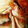【古风纯音】中国风 洞箫《故梦&宿敌》