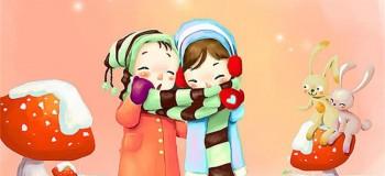 【散文诗】十二月,心暖不惧寒冷 /云朵