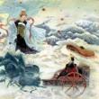 【古风诗词】倾诉衷肠共七夕—-汉武大帝与西王母的人神传说