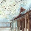 【竹笛】春庭雪 演奏:贺建